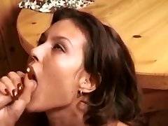 Retro oral pleasure-facial compilation