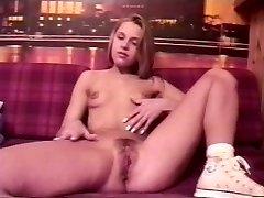 Anna Marek - Blonde teenie from Poland fuck stick