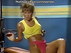 Melissa Melendez, Taija Rae, Candie Evans in old school porno