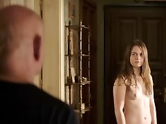 Hera Hilmar stripping naked