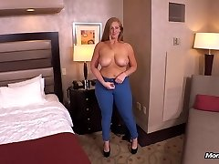 Ginger gets thick ass screwed POV