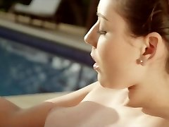 Jaw-dropping Girls Become Erotic Lesbians