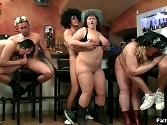 Super hot fat sluts get fucked at this party and their bodies ache to be filled just right