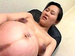 asiatique preggo 01