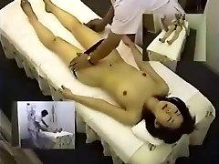 Skrivena Azijska Masaža Masturbacija Je Mladi Japanski Tinejdžer Pacijenta