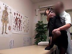 Amateur de 12 OL dans le Salon de Massage de la partie 4