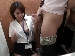 Japonský šatne Flash(cenzurované) #5