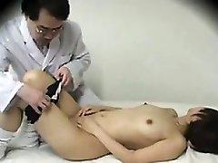 Ázijské Lekár Miluje Kurva Školáčky