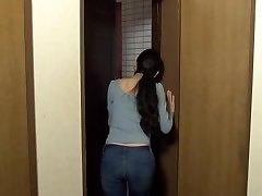nhdta-821 - manželka zaseknutá a dostať v prdeli