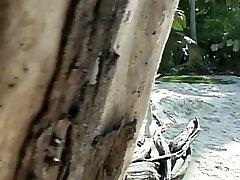 japonés orgía en la isla 2-4º