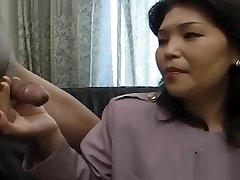 Insane Japanese model in Amazing Suck Off, Squirting JAV video