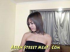 Tatuaje Asiático Hermosa Chica