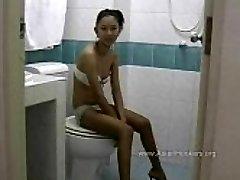 تایلندی, توالت