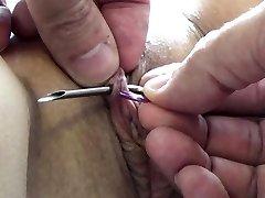 Экстремальные пытки БДСМ иглы и Electrosex гвозди и иглы