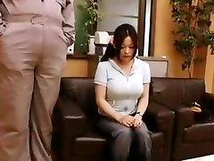 ویدئو ژاپنی 181, برده, انزال 4