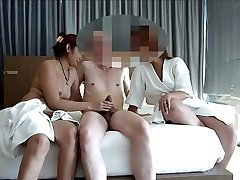 زن و شوهر, فاحشه عالی برای نوسان asiaNaughty قسمت 1