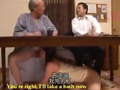 Horny Japanese Step Daughter