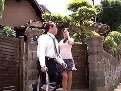 Impressive Japanese girl Risa Murakami in Wild small boobs, oldie JAV scene