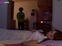 super-cute teen help virgin boy has first-ever sex 8