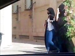Turku, arābu, āzijas hijapp samaisa 1fuckdatecom