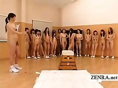 Nudist Japan futanari dickgirls and milf gym professor