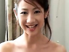 Sexy Asian girlfriend oral and hard