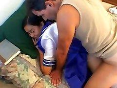 Asian Schoolgirl Groans of Pleasure xLx