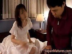 Küps Jaapani tibi saab sõrmede part4