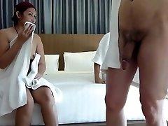 casal partilha asiático hooker para balanço ásia impertinente parte 1