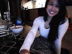 Steaming glamour japanese teen sexy underwear modeling