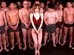 Yuria Satomi v Sen Žena 91 časť 2.3