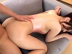 Rasgando mulher meias collant