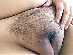 BBW Pussy Masturbating