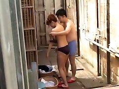 Crazy Japanese whore in Mischievous Blow-job/Fera, Wife JAV movie