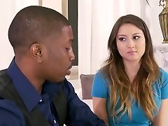 Babysitter is enticed by a Black Couple. Y & B