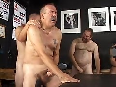 Amateur Dad Orgy