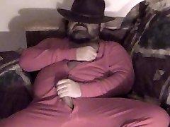 Mystery Bear Unmasked - Cowboy