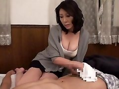 Chinese mature towako (censored)