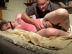 Daddydom Teasing And Edging His Lil' Submissive Trans Girl In Bondage