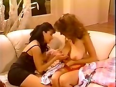 The Coming Of Christy (Lesbian Scene) (Christy Canyon & Madison Hairy POV)