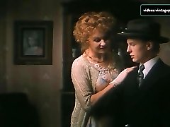 Sex Experience with Red-hot Stepmother Vintage Scene