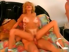 Awesome pornstar in horny anal, dp sex scene