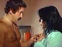 zerrin egeliler old Turkish sex softcore movie sex scene hairy