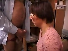Arab First-timer French Wife Sucks And Fucks Old Stud !