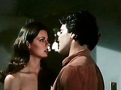 Bridgette Monet, John Leslie in black-haired hottie likes great fuck in a old school xxx