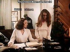 Annette Haven, Lisa De Leeuw, Veronica Hart in old-school porn