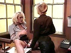 vintage lesby na vysokých podpatcích