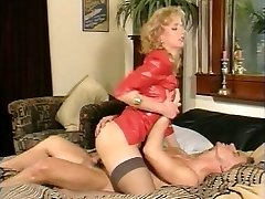 Rubber and super-fucking-hot babes