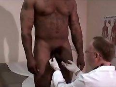 Super-naughty homemade gay scene with Handjob, Black Guys scenes