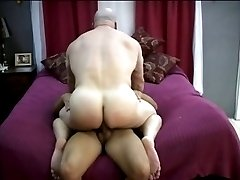 Patrick Ives & muscle man